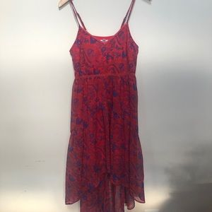 Urban Outfitters Floral High Low Dress